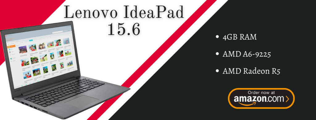 2019 Newest Lenovo IdeaPad 15.6 info