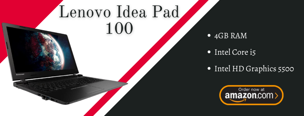 Lenovo Idea Pad 100 info