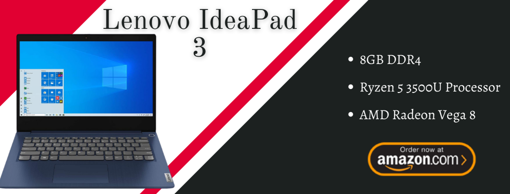 Lenovo IdeaPad 3 info