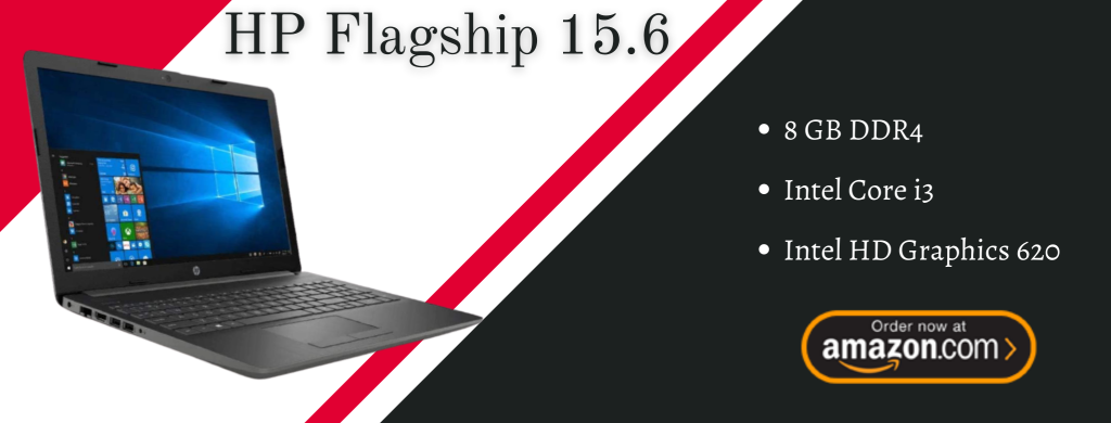 HP Flagship 15.6 info