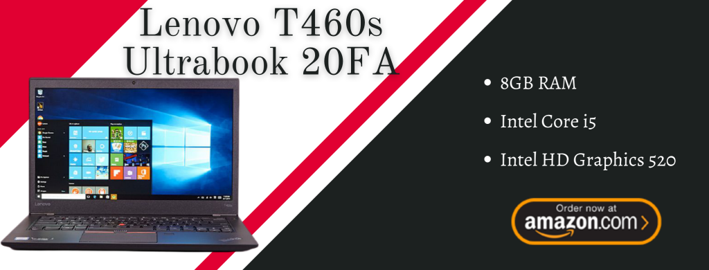 Lenovo T460s Ultrabook 20FA info