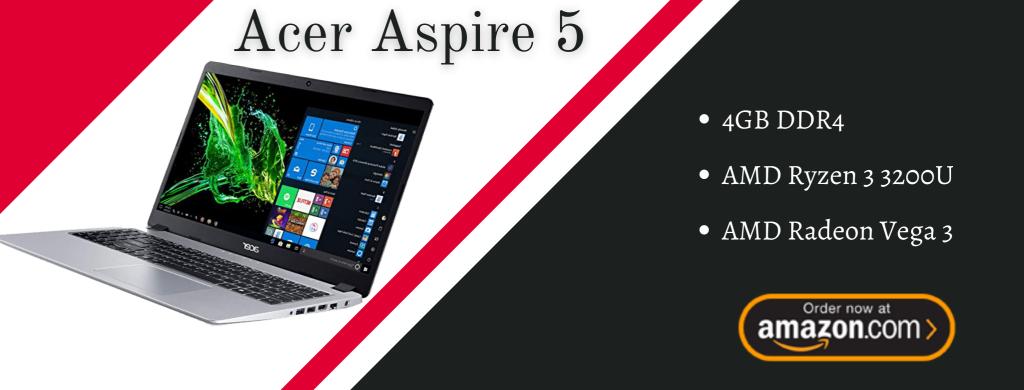 Acer Aspire 5 info