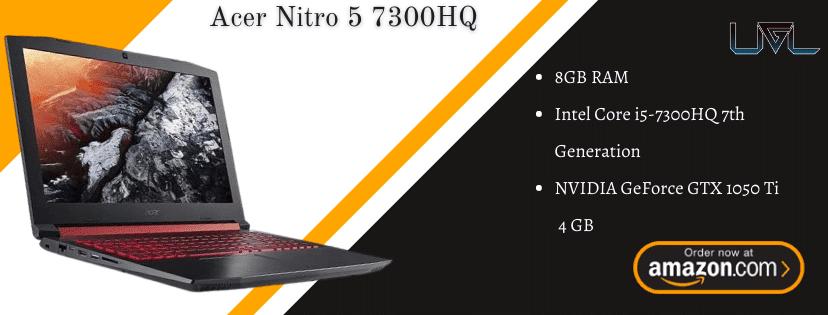 Acer Nitro 5 7300HQ