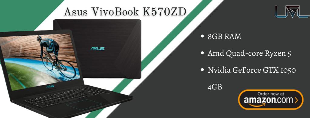 Asus VivoBook K570ZD