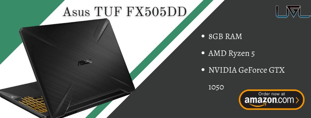 Asus TUF FX505DD