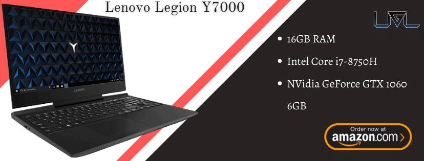 Lenovo Legion Y7000 Gaming Laptop